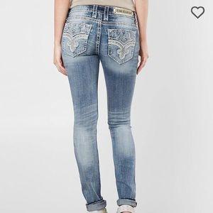 Rock Revival Laney Skinny Jeans. Size 25